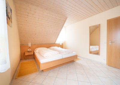 Ferienwohnung_Gasthof-Siller_Schlafbereich
