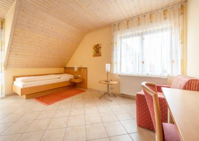 Ferienwohnung_Gasthof-Siller_Schlaf-Bereich