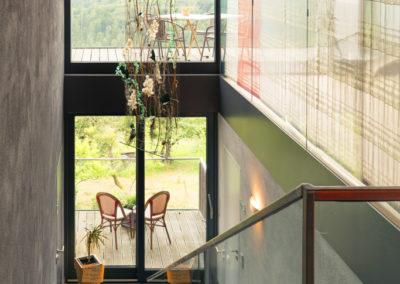 Wellness-Sauna_Gasthof-Siller_Ansicht-Balkon_Aussicht