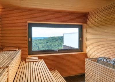 Wellness-Sauna_Gasthof-Siller_Sauna_mit_Aussicht